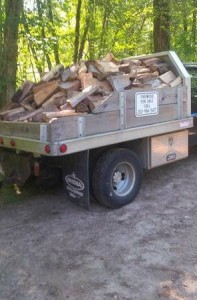 Seasoned Firewood 203-297-2134