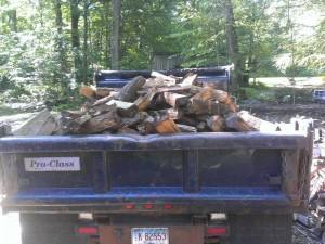 Seasoned Firewood 203-586-8707