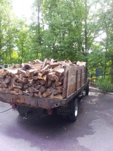 Seasoned Firewood 203-879-5995