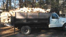 Seasoned Firewood 860-876-7219