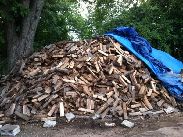 Seasoned Firewood 860-982-7742